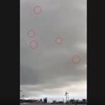 Meksika Sınırındaki Ufo Filosu