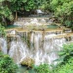 Huay Mae Khamin Wasserfall – Ein Ausflug z.d.Thais