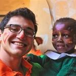Kenya'da Gönüllü Öğretmen Batuhan