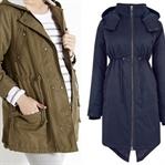 Kilolu Bayanlarda Kışlık Kıyafet Seçimi?