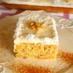 Kolay Elmalı Pasta Tarifi