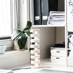 Lampe aus Holz selber bauen