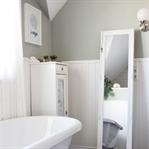 Meine Badezimmer-Deko und gute Gedanken