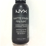 NYX Matte Finish Fini Mat Spray