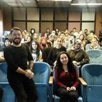 Öğretmen Adaylarıyla Blog Yazarlığını Konuştuk