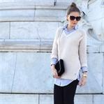 Oversize Pullover easy stylen