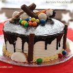Pastacı Kremalı Butik Kek Pasta