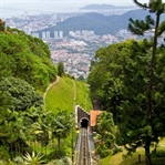 Penang Hill & Kek Lok Si Tempel - ein Tagesausflug