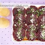Peynirli Pancar Salatası Tarifi