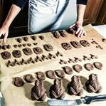 Realistik Çikolata Sanatı
