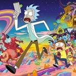 Rick and Morty 3. Sezonundan Açılış Videosu