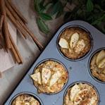 Saftige Apfel Joghurt Muffins