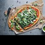 Sağlıklı ve Vejeteryan Karnabahar Pizza Tarifi