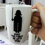 Sevgililer Günü Hediye Fikri ♥/ Darth Vader Çizim