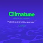 Spotify Hava Durumu Faaliyetlerini Başlattı
