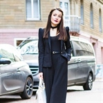 Styling black culottes for winter: 3 ways