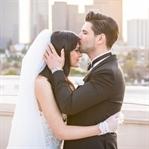 Tolga Sayışman'ın Los Angeles'taki Nikahı