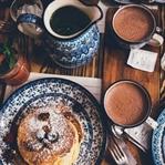 Unsere Lieblingsorte zum Frühstücken im Winter