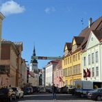 unterwegs in Tallinn