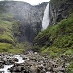 Vettisfossen – Nordeuropas höchster Wasserfall