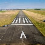Wenn das Flugzeug die Landebahn nicht trifft