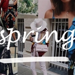 5 favourite spring styles