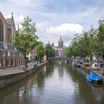 Amsterdam.. Anne Sen Okuma!