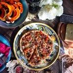 Bal Kabaklı Pizza
