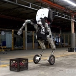 Boston Dynamics Handle'ı Tanıttı
