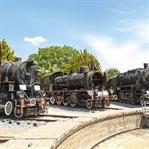Çamlık Buharlı Lokomotif Müzesi