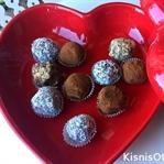 Çikolatalı Truf (Truffle) Nasıl Yapılır.