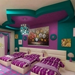 Çocuk Odaları İçin Tavan Tasarımları