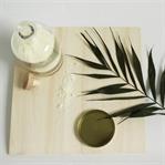 DIY Milchbad mit Kokos
