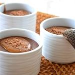 Dulce de Leche li Çikolatalı Puding
