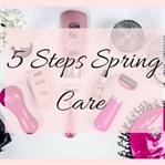 Frühlingspflege – Tipps für die richtigen Produkte