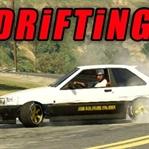 GTA 5 Drift Modu