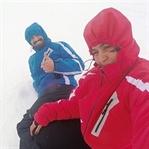 Hazır Mevsimiyken Kartalkaya Kayak Merkezi