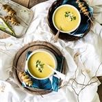 Kartoffel Käse Suppe