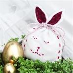 Kleine Hasenbeutel – Verpackung für Ostergeschenke