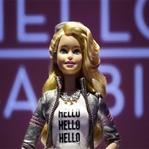 Konuşan Barbie'ler Geliyor