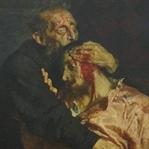 Korkunç İvan Oğlunu Öldürüyor