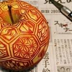 Liste | 10 Güzel Örnek Ile Meyve–Sebze Oymacılığı