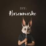 Nachhaltigkeit im Kinderzimmer – Hasenmaske DIY