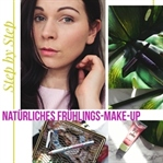 Natürliches Frühlings-Make-up: Step by Step