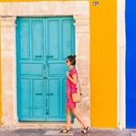 Outfit // Das pinke Sommerkleid aus Mexiko
