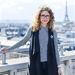 Outfit: Im Streifenlook über den Dächern von Paris