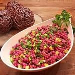 Pembe Kuskus Salatası