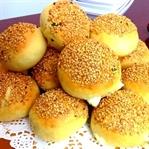 Peynirli Simit Poğaça Tarifi