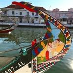Portekiz'in Venedik'i Aveiro- Costa Nova