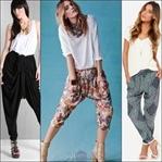 Şalvar Pantolonlar Nasıl Kombinlenir?